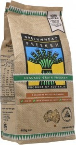 Greenwheat Freekeh Cracked Grain 400g