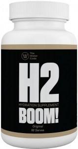 H2 Boom Hydration Supplement Original 60 Serves APR21