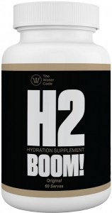 H2 Boom Hydration Supplement Original 60 Serves
