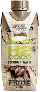 H2Coco Espresso Coconut Water 12x330ml