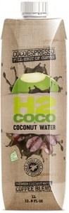 H2Coco Espresso Coconut Water 6x1L