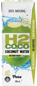 H2Coco Pure Coconut Water (Pack of 3) 200ml