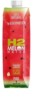 H2Melon Watermelon Water 6x1L
