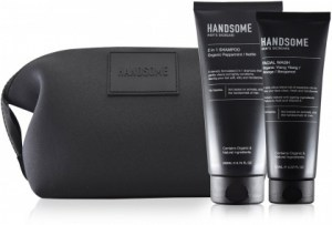 Handsome Mens Skincare Cleanse Gift Pack
