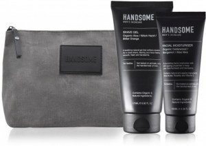 Handsome Mens Skincare Style Gift Pack