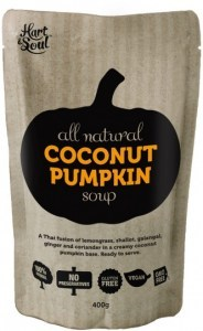 Hart & Soul All Natural Coconut Pumpkin Soup 400g