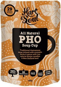 Hart & Soul All Natural Pho Soup 100g