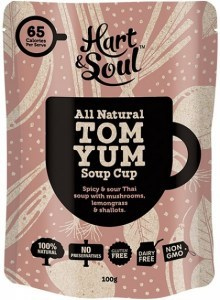 Hart & Soul All Natural Tom Yum Soup 100g