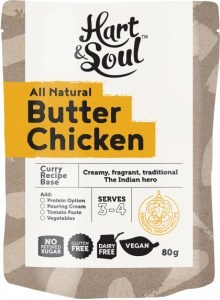 Hart & Soul Butter Chicken Recipe Base 80g