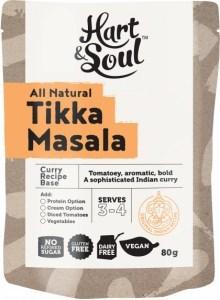 Hart & Soul Chicken Tikka Recipe Base 80g