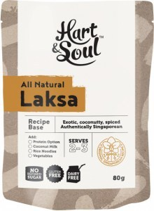 Hart & Soul Laksa Recipe Base 80g