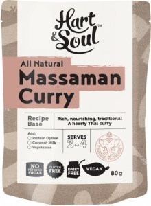Hart & Soul Massaman Recipe Base 80g