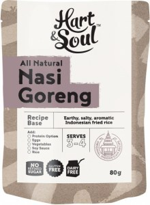 Hart & Soul Nasi Goreng Recipe Base 80g