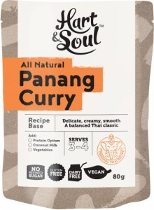 Hart & Soul Panang Recipe Base 80g