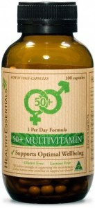 Healthy Essentials 50+ Multivitamin 100caps