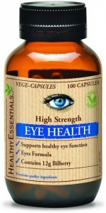 Healthy Essentials High Strength Eye Health  100caps