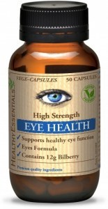 Healthy Essentials High Strength Eye Health  50caps