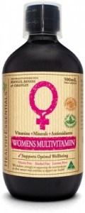 Healthy Essentials Liq Women's Multivitamin 500ml