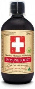 Healthy Essentials Liquid Immune 500ml