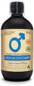 Healthy Essentials Liquid Men's Multivitamin 500ml