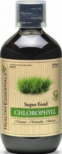 Healthy Essentials Liquid Super Food Chlorophyll 500ml
