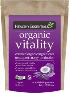 Healthy Essentials Organic Energy 210g