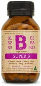 Healthy Essentials Super B Plus 50caps