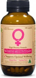 Healthy Essentials Womens Hi Potency Multivitamin 100 caps
