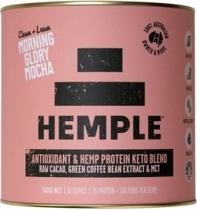 Hemple Antioxidant & Hemp Protein Keto Blend 500g
