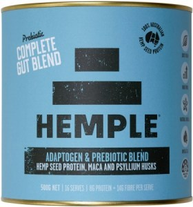 Hemple Hemp Protein Adaptogen & Prebiotic Blend 500g
