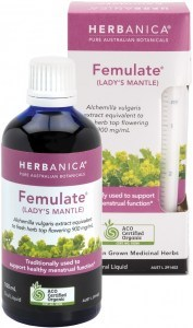 Herbanica Femulate (Lady's Mantle) Oral Liquid 100ml