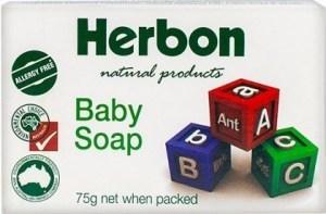 Herbon Baby Soap 75gm