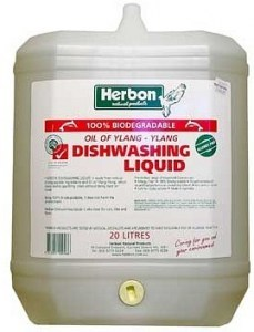 Herbon Fragrance Free Dishwashing Liquid 20L