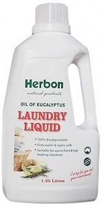 Herbon Laundry Liquid Oil of Eucalyptus 1.25L