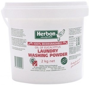 Herbon Laundry Powder Bucket 2kg