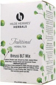 Hilde Hemmes Breuss BLT Mix 60gm NOV20