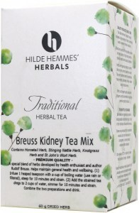 Hilde Hemmes Breuss Kidney Tea Mix 60gm