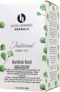 Hilde Hemmes Burdock Root 50gm