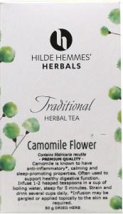 Hilde Hemmes Camomile Flower 50gm