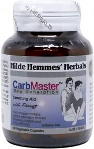 Hilde Hemmes CarbMaster 60caps