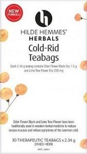 Hilde Hemmes Cold-Rid - 30 Teabags