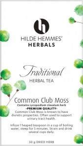Hilde Hemmes Common Club Moss Herb 50gm