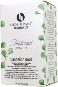 Hilde Hemmes Dandelion Root 100gm