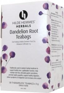Hilde Hemmes Dandelion Root - 30Teabags