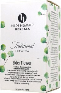 Hilde Hemmes Elder Flower 50gm