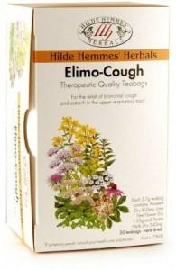 Hilde Hemmes Elimo-Cough - 30 Teabags