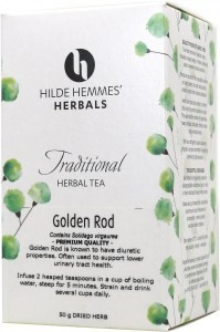 Hilde Hemmes Golden Rod Herb 50gm