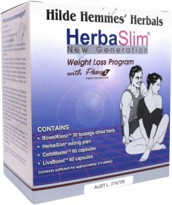 Hilde Hemmes HerbaSlim New Generation Weight Loss Program