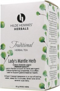 Hilde Hemmes Lady's Mantle Herb 50gm
