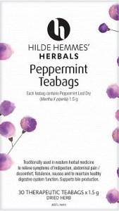 Hilde Hemmes Peppermint - 30 Teabags